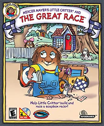 Little Critter and the Great Race