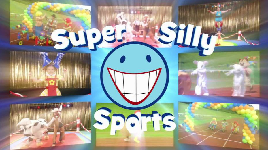 Disney Junior: Super Silly Sports (Miscellaneous)