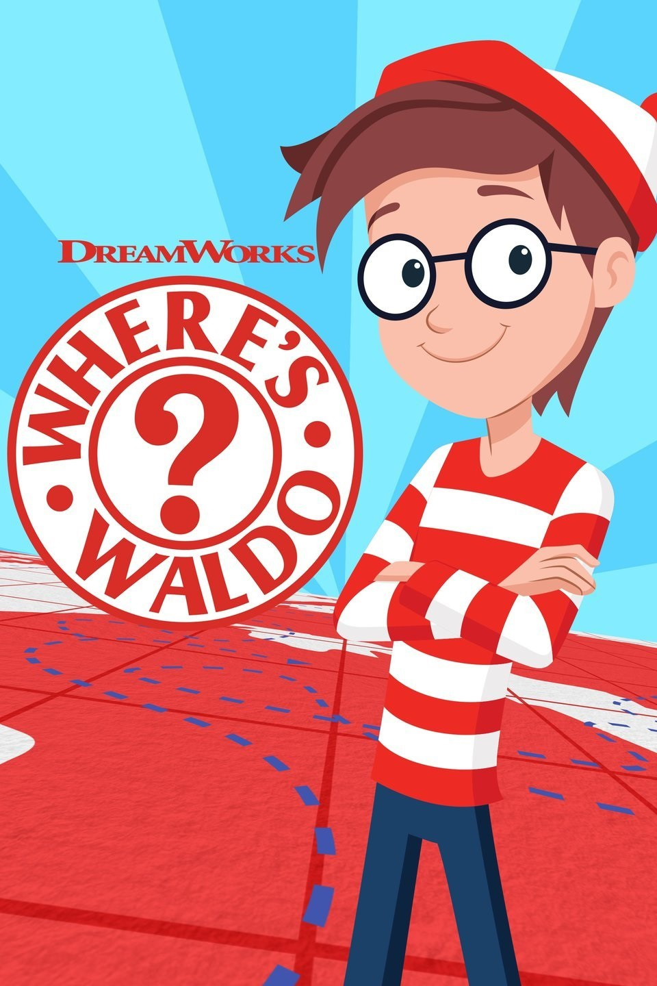 Where's Waldo? (2019 TV Series)