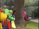 Barney's Fun & Games Sound Ideas, BIRD, SILKY CHICKEN - RAPID CALLS, ANIMAL