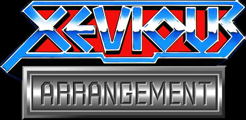 Xevious Arrangement