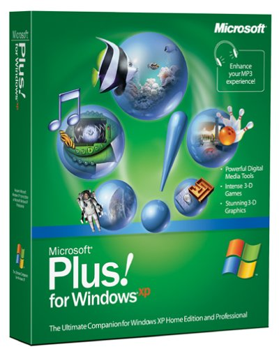 Microsoft Plus! for Windows XP