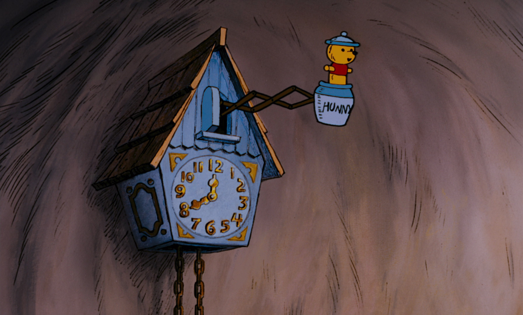 Hollywoodedge, Cuckoo Clock Wticks CRT036801