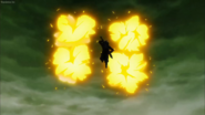 Dragon Ball Super Sound Ideas, EXPLOSION - INCREASING RUMBLE LEADING TO EXPLOSION