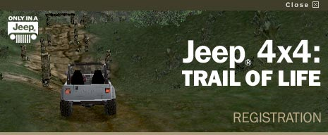 Jeep 4x4: Trail of Life