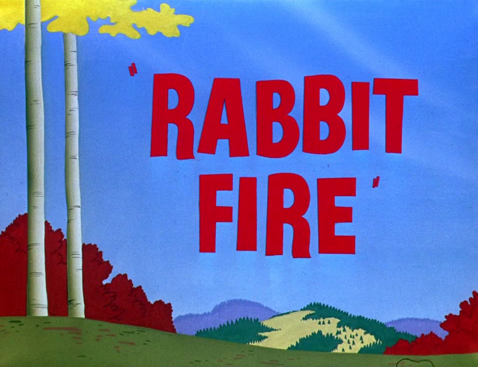 Rabbit Fire (1951) (Short)