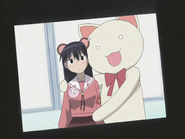 Azumanga Daioh Ep 7 Anime Camera Sound 3 (2)