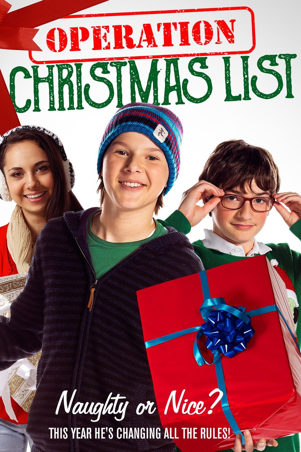 Operation Christmas List (2016)