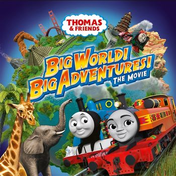 Thomas & Friends: Big World! Big Adventures! (2018)