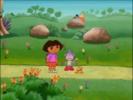 Dora the Explorer Sound Ideas, ZIP, CARTOON - QUICK WHISTLE ZIP IN 4