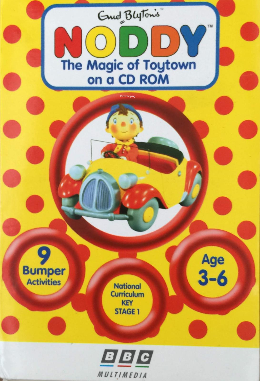 Noddy: The Magic of Toytown