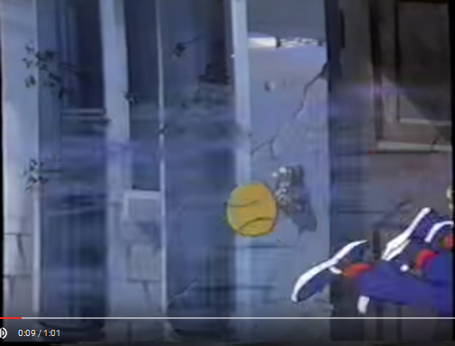 Scooby-Doo Meets the Harlem Globetrotters Preview (2001)