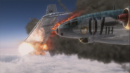 Sky Crawlers, The (2008) Hollywoodedge, Explosion No Debris EXP022101