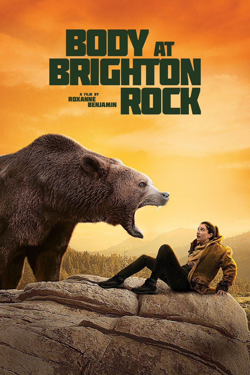 Body at Brighton Rock (2019)