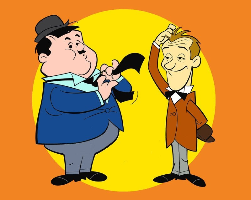 Laurel and Hardy (TV Series)