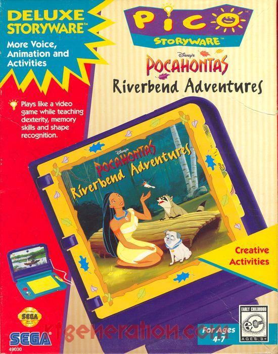 Pocahontas' Riverbend Adventures
