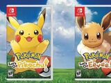 Pokémon Let's Go! Pikachu and Eevee