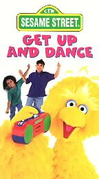 Sesame Street: Get Up and Dance (1997) (Videos)