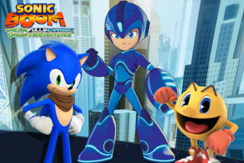 Sonic Boom and the Fully Charged Ghostly Adventures Poster.png