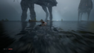 Star Wars Jedi - Fallen Order SKYWALKER, METAL - AT-AT LEG ROAR