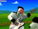 Cow's Best Friend Sound Ideas, BLOWER, LEAF - GAS LEAF BLOWER- START, RUN, STOP, GARDENING