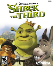 Shrek the Third (2007) (Video Game)