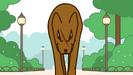 Pusheen's valentine rottweiler growl (4)