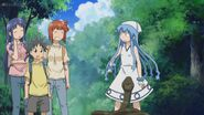 Squid Girl S1 Ep. 11 Hollywoodedge, Cobra Breaths Hisses AT066202