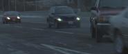 The Recruit (2003) SKYWALKER, CAR - TRUCK TIRES SQUEALING