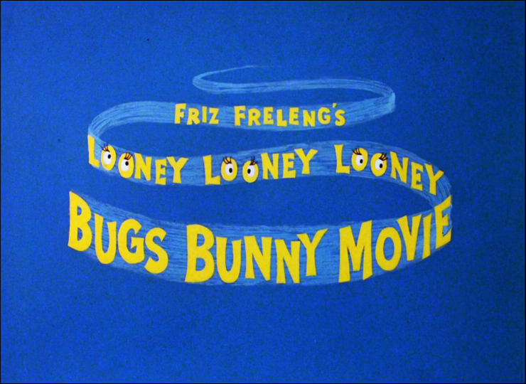 The Looney Looney Looney Bugs Bunny Movie (1981)