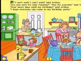 Living Books: Arthur's Birthday