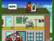 Richard Scarry's Busytown Sega Genesis Alarm