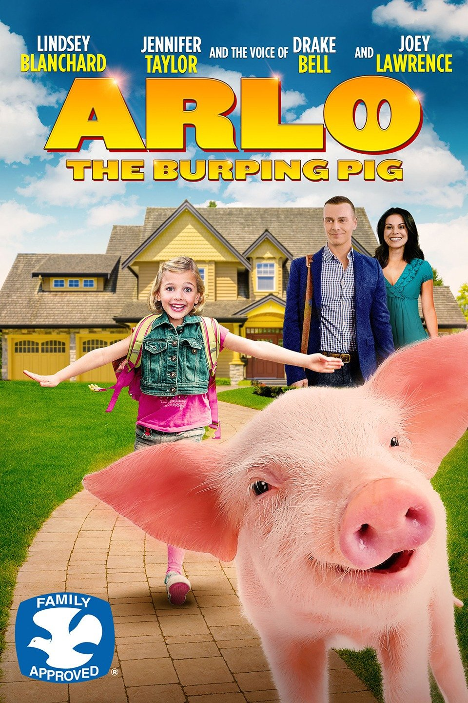 Arlo: The Burping Pig (2016)