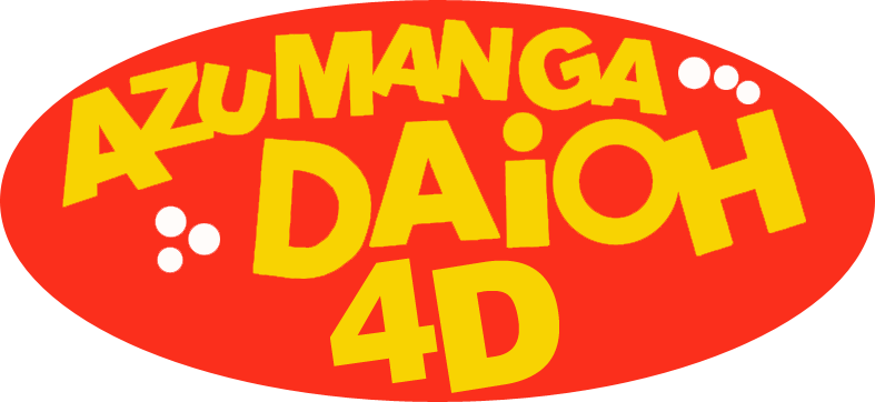 Azumanga Daioh 4D