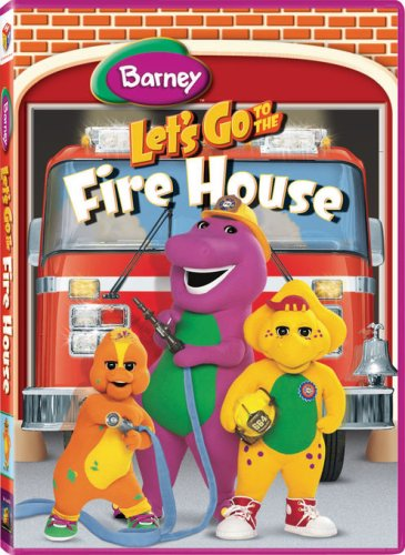 Barney: Let's Go to the Fire House (2007)