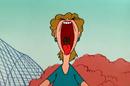 Ducking the Devil Sound Ideas, CARTOON, SCREAM - BIG YELLING SCREAM, HORROR