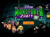 Disney Channel: Monster Zap! (Online Games)