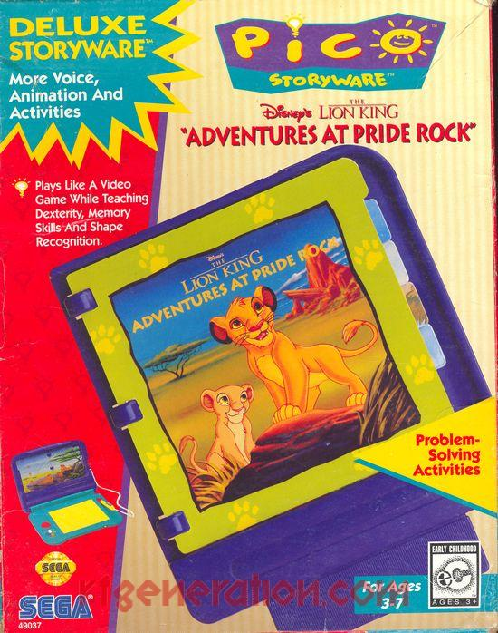 Lion King: Adventure at Pride Rock