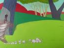 Looney Tunes Cartoons TAZ SPIN 15