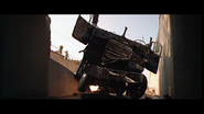 Terminator 2 Judgement Day SKYWALKER, EXPLOSION - MASSIVE EXPLOSION