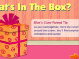 Blue's Clues - What's In The Box?