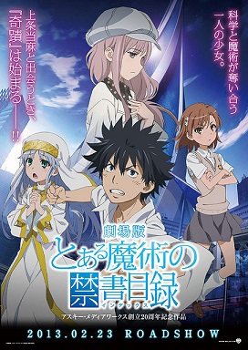 A Certain Magical Index: The Movie – The Miracle of Endymion (2013)