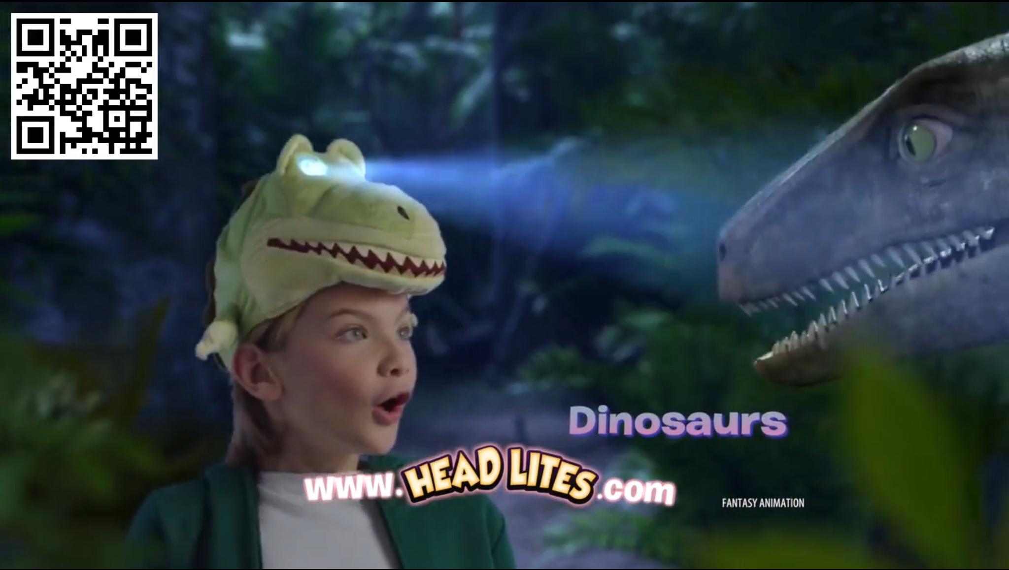 Head Lites (Hog Wild Toys Comercial)