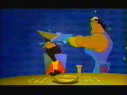 Emperor's New Groove TV Spot CARTOON, HIT - BIG ANVIL HIT
