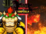 Project 2014 Godzilla vs Koopzilla (2014)