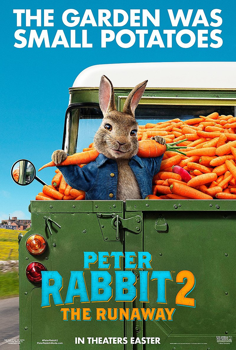 Peter Rabbit 2: The Runaway (2020)