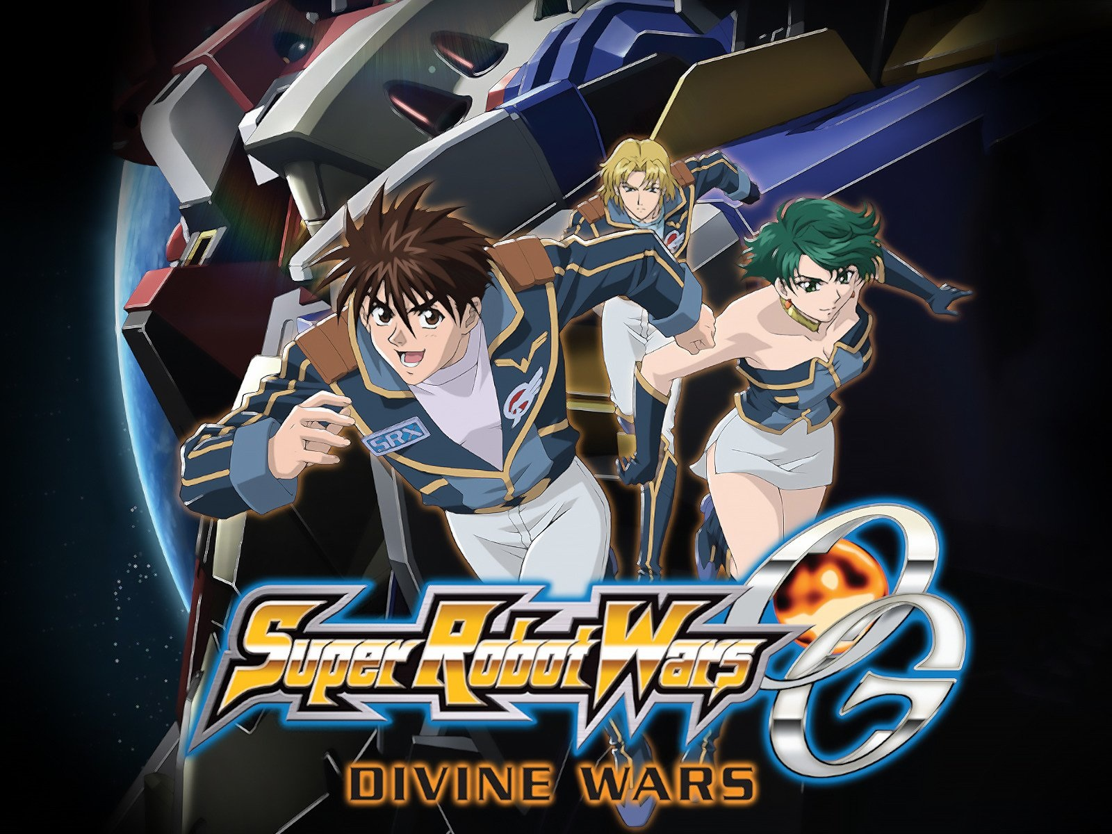 Super Robot Wars Original Generation: Divine Wars