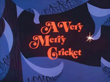 A Very Merry Cricket (1973)