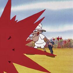 Looney Tunes Explosion Sound 2
