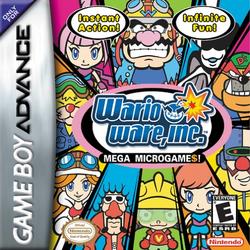 WarioWare, Inc.: Mega Microgames! (2003) (Video Games)